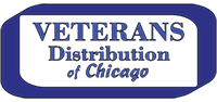 Veterans Distribution of Chicago Logo