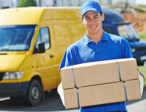 What Does a Courier Do? A Day in the Life of a Courier Delivery Person